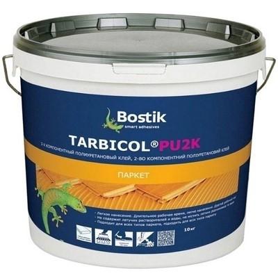 Клей для паркета Тарбикол PU двухкомпонентный Bostik Tarbicol PU 2K клей 10кг